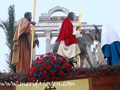 Resultado de imagen de semana santa de merida badajoz